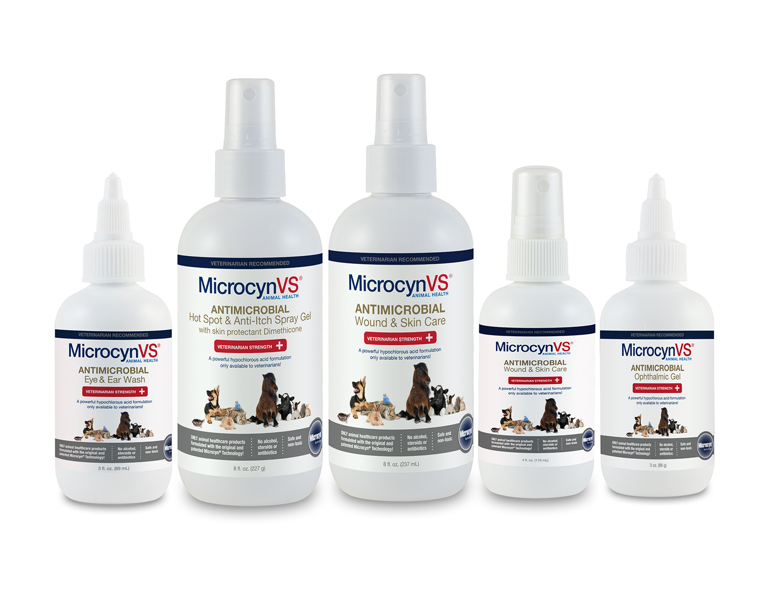 MicrocynVS Product Line