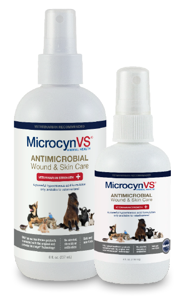microcynvs wound and skin liquid